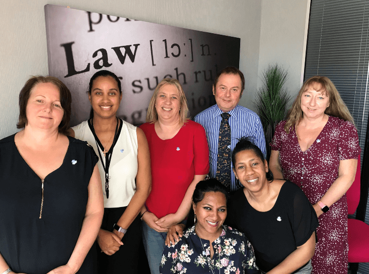Our Wills and Client Care teams