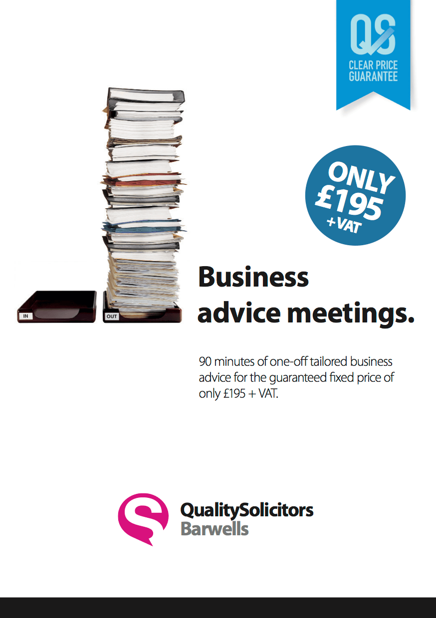 Business Advice Meeting Guide