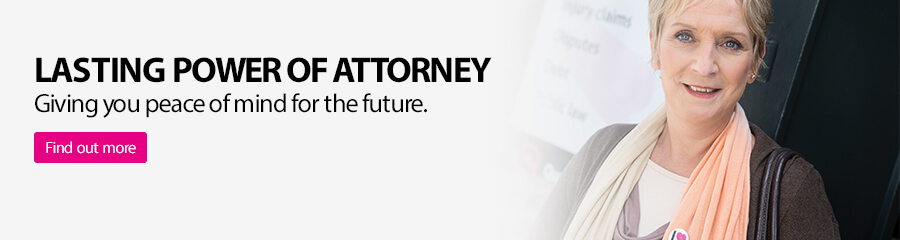 Lasting Power of Attorney - QualitySolicitors Lawrence Hamblin