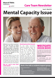Download PDF Mental Capacity Issue 3 May 2016