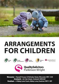 Arrangement for Children Guide