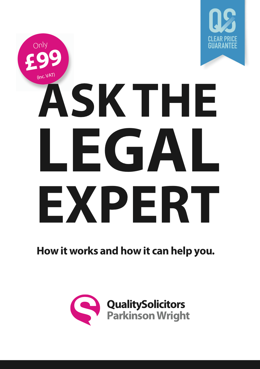 Ask the Legal Expert Guide
