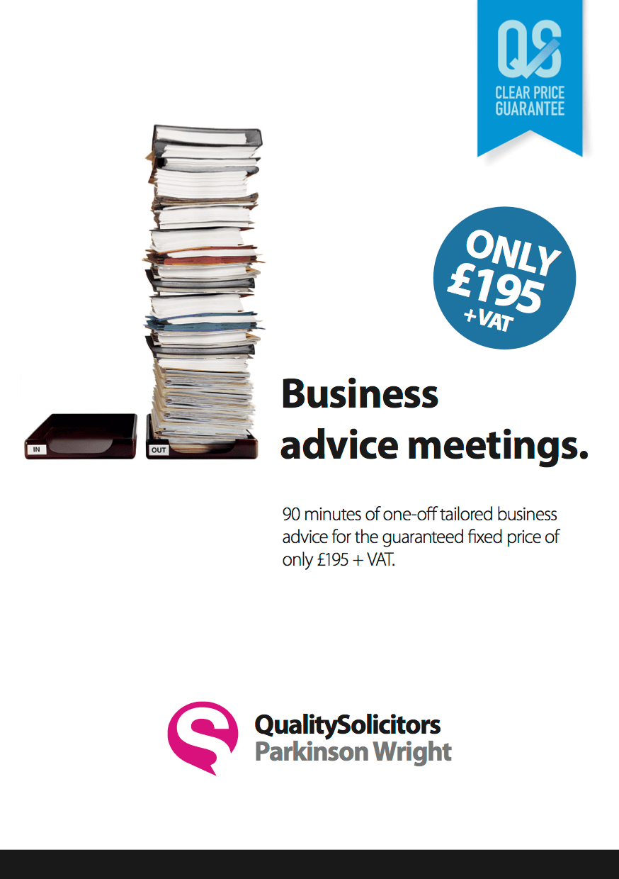 Business Advice Meetings Guide