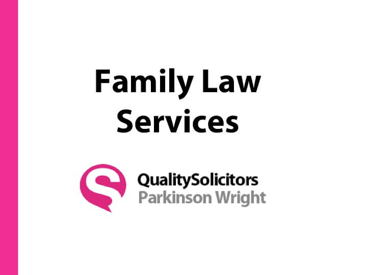 Family Law at QualitySolicitors Parkinson Wright