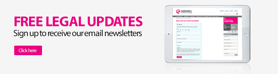 Sign up to our Email Newsletters