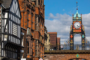 Eastgate and Eastgate Clock - Solicitors in Chester