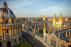 Solicitors in Oxford - Image of The University of Oxford