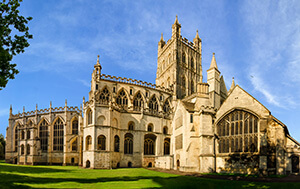 Solicitors in Gloucester - Gloucester Cathedral